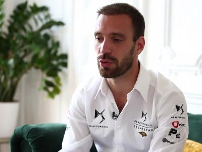 Formule E : notre interview de Jean-Éric Vergne