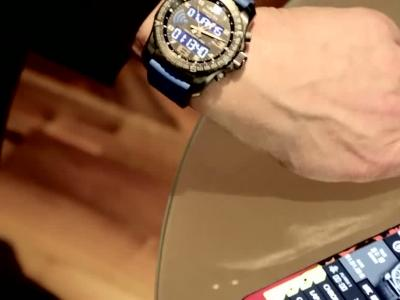 Baselworld 2015 | Breitling B55 Connected : interview