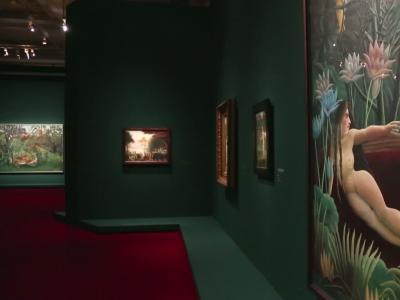 Culturetainment [S06E21] Le Douanier Rousseau, visite de l'exposition au Musée d'Orsay