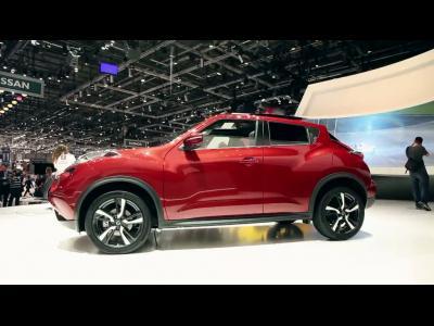 Genève 2014 : Nissan Juke restylé