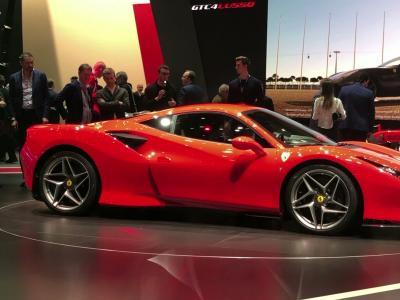 Salon de Genève 2019 : la Ferrari F8 Tributo en vidéo