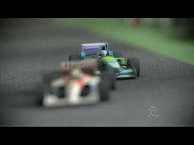 Un voyage dans le temps en Formule 1