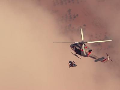 Jetman, le retour