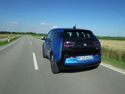 Essai BMW i3 94 Ah: quand l'électrique sort des villes
