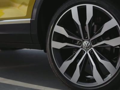 Le Volkswagen T-Roc se montre en vidéo