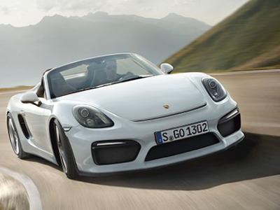 Porsche Boxster Spyder : tradition sportive