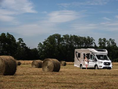 Camping-car Chausson Titanium 720 : présentation du profilé en vidéo