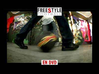 Freestyle Football en DVD