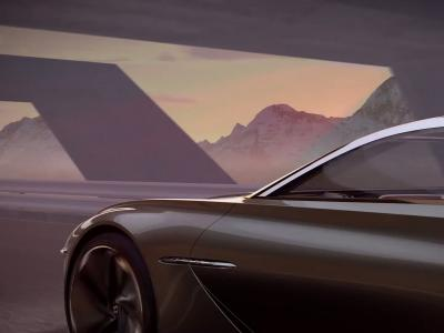 Bentley EXP 100 GT : le concept autonome et électrique en vidéo