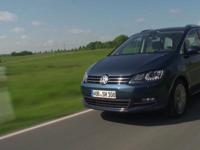Essai Volkswagen Sharan