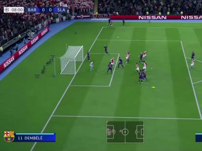 FC Barcelone - Slavia Prague : notre simulation sur FIFA 20