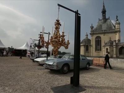 Chantilly Art & Élégance : belles mécaniques et déjeuner sur l'herbe