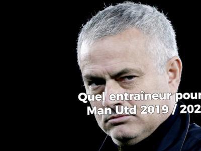 Mourinho viré par Manchester United : quel entraîneur pour la saison 2019 / 2020