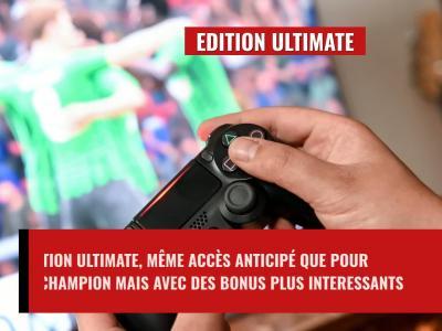 FIFA 21 : présentation des différentes éditions du jeu