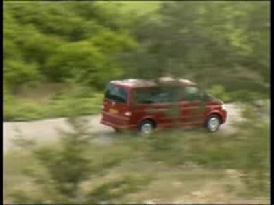 Essai Volkswagen Multivan