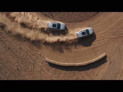 Bienvenue à Allroad, la ville où tout le monde fait du rallye en Audi Allroad