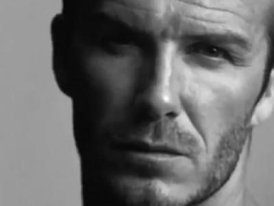 Beckham se fait mâle pour H&M