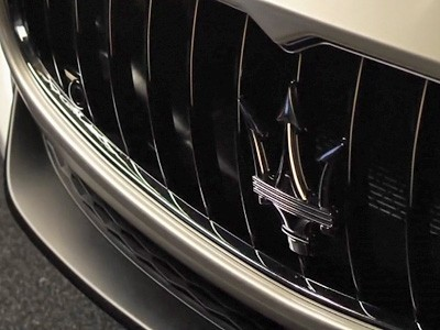 Nouvelle Maserati Quattroporte