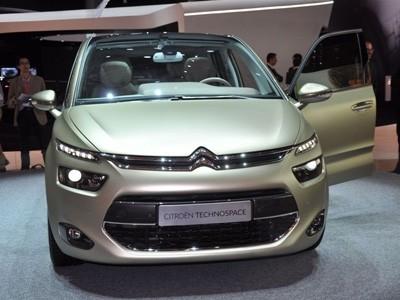 Genève 2013 : Citroën Technospace Concept