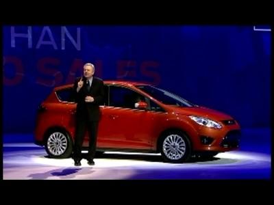 Détroit 2011 : Ford C-Max