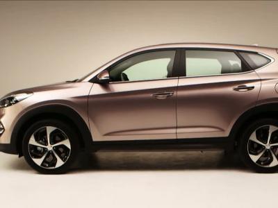 Hyundai: le remplaçant de l'ix35 marquera le retour du Tucson