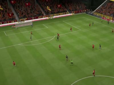 RC Lens - AS Nancy-Lorraine sur FIFA 20 : résumé et buts (L2 - 30e journée)