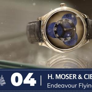 #04 H.Moser & Cie Endeavour Flying Hours