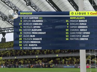 FC Nantes - Amiens SC : notre simulation FIFA 20 (L1 - 34e journée)