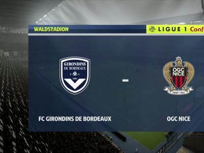 L1 - 5ème journée : notre simulation FIFA 20 de Bordeaux - OGC Nice