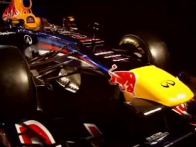 F1 2012 : Red Bull RB8