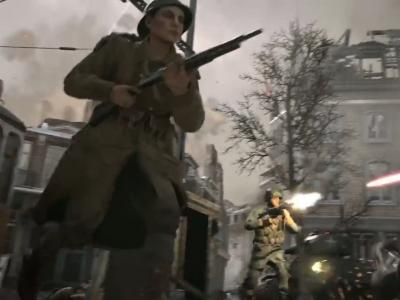 Call of Duty : World War II - bande-annonce officielle du multijoueur