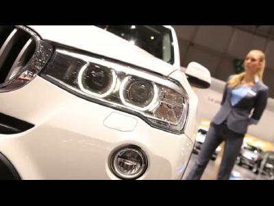 Genève 2014 : BMW X3 restylé