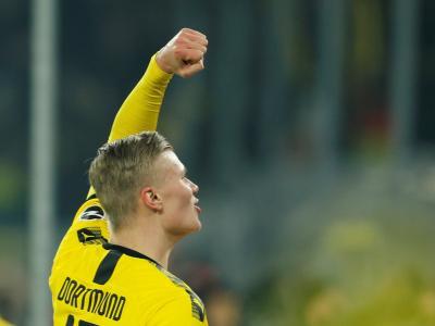 Borussia Dortmund - Francfort : Haaland fait le plein de confiance avant le PSG