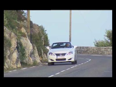 Essai Lexus IS250c