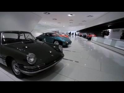 Une visite du Musée Porsche
