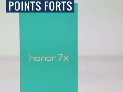 Honor 7X : notre test en vidéo du smartphone borderless