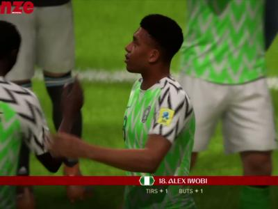 Nigéria - Argentine : notre simulation sur FIFA 18