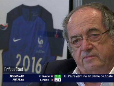 """Noël Le Graët : """"Le PSG a besoin d'une équipe..."""""""