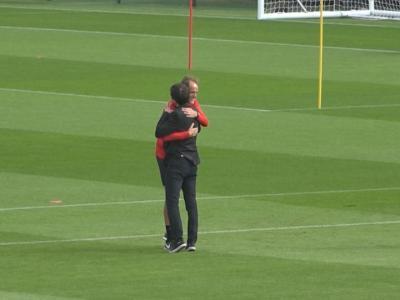 PSG - Tuchel chaleureusement salué par Leonardo