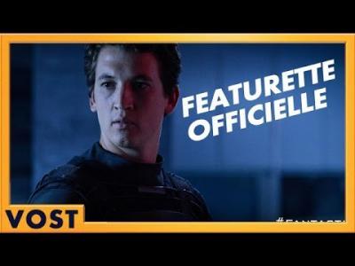 Vidéos : Les 4 Fantastiques - Featurette Le prototype de Red