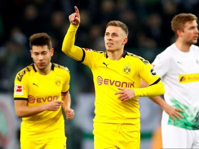 Bundesliga : Thorgan Hazard punit son ancienne équipe