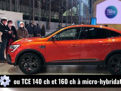 Renault Arkana : le SUV coupé en vidéo