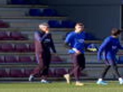 Barça - Sétien dirige son premier entraînement