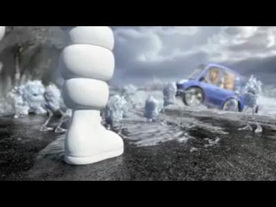Campagne Michelin pneus hiver