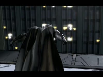 Batman - The Telltale Series : 1er trailer