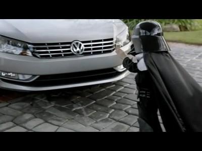 La Volkswagen Passat du côté obscur de la Force