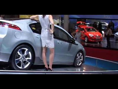 Reportage Chevrolet Volt
