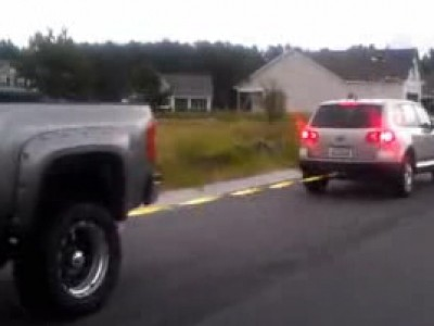 VW Touareg vs Chevrolet Silverado
