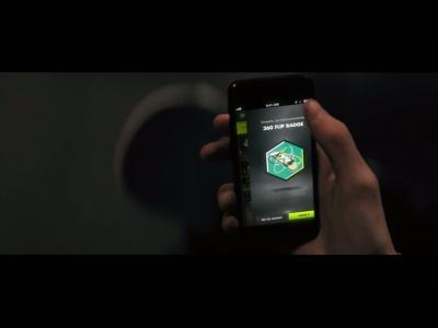Nouvelle application Nike SB