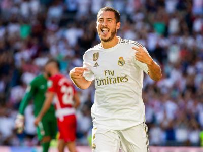 Real Madrid-Grenade : le résumé et les buts de la rencontre